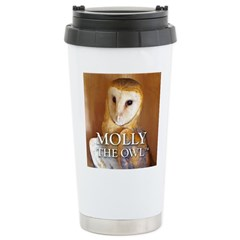 MOLLY THE OWL Travel Mug
