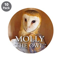 MOLLY THE OWL 3.5
