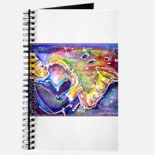 Music, bright, Journal