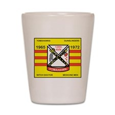 128th AVN TOMAHAWK Shot Glass