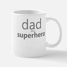dad aka superhero Mug