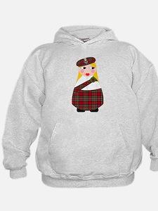 Scots Matryoshka-Style Hoodie