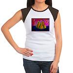 Three Pears Women's Cap Sleeve T-Shirt