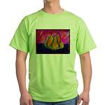 Three Pears Green T-Shirt