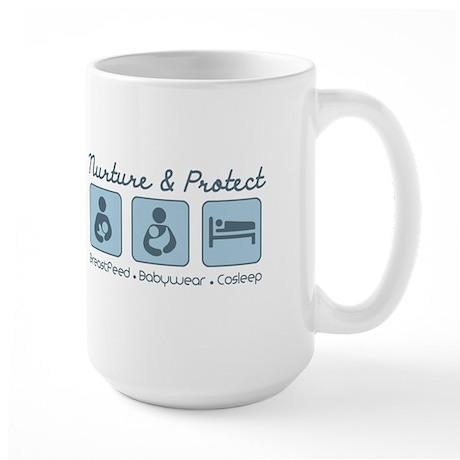 Attachment Parenting Sign12 copy Mugs