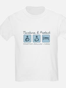 Attachment Parenting Sign12 copy T-Shirt