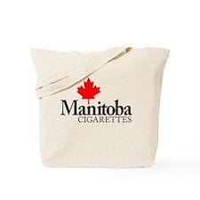 Manitoba Cigarettes Tote Bag