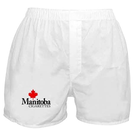 Manitoba Cigarettes Boxer Shorts