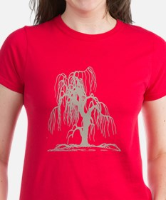 Weeping Willow Tree Tee