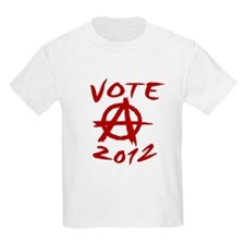 Anarchy 2012 red T-Shirt