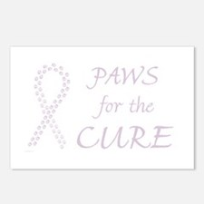 Orchid Paws Cure Postcards (Package of 8)