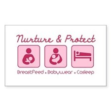 Attachment Parenting Sign17 copy Decal