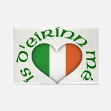 'I Am of Ireland' (Heart) Magnets (10 pack)