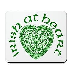 Irish At Heart Mousepad
