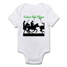 Future Polo Player Infant Creeper