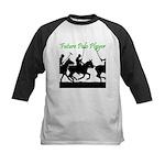 Future Polo Player Kids Baseball Jersey