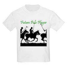 Future Polo Player Kids T-Shirt