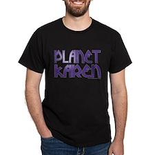 Cute Planet karen logo large T-Shirt