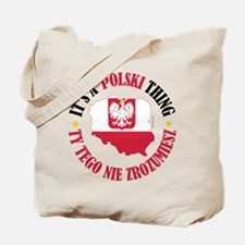 Polish Thing Tote Bag