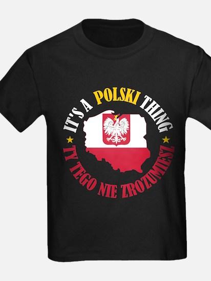 Polish Thing T