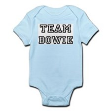 Team Bowie Infant Creeper