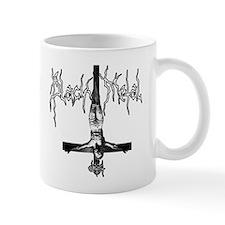 Black Metal Elitist Small Mug