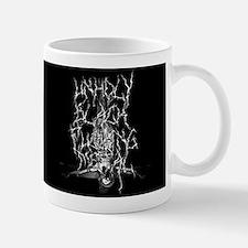 Unholy Black Fucking Metal Small Small Mug