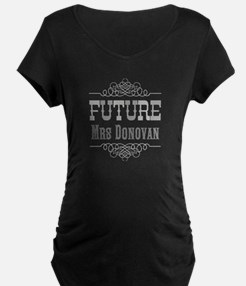 Personalized Future Mrs T-Shirt