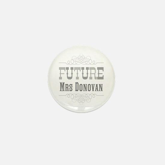 Personalized Future Mrs Mini Button