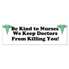Be Kind Bumper Bumper Stickers