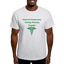 Nursing Faculty T-Shirt