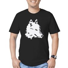 Team Jacob I Run With Wolves2 T