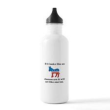 jackass Water Bottle