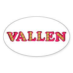 Vallen Decal