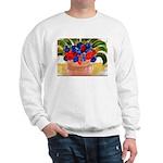 Flowers in Pot Sweatshirt