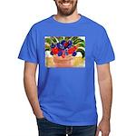 Flowers in Pot Dark T-Shirt