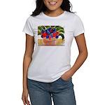Flowers in Pot Women's T-Shirt