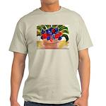 Flowers in Pot Light T-Shirt