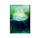 Snowy Mountain Postcards (Package of 8)