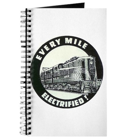 PRR EVERY MILE ELECTRIFED Journal