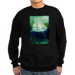 Snowy Mountain Sweatshirt (dark)