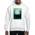 Snowy Mountain Hooded Sweatshirt