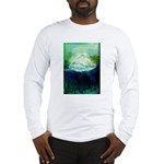 Snowy Mountain Long Sleeve T-Shirt