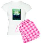 Snowy Mountain Women's Light Pajamas
