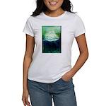 Snowy Mountain Women's T-Shirt