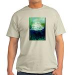 Snowy Mountain Light T-Shirt