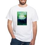 Snowy Mountain White T-Shirt