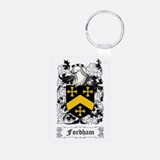 Fordham Aluminum Photo Keychain