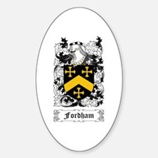 Fordham Decal
