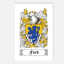 Ford Postcards (Package of 8)